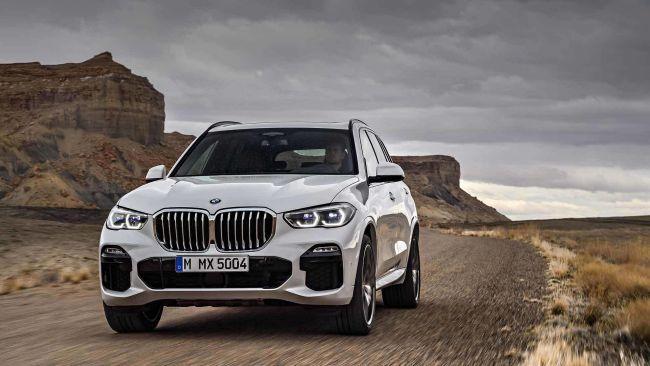 Дизельный BMW X5 M50d