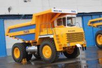 БелАЗ-LNG: — Газовый  самосвал