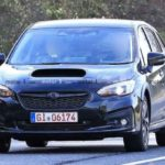 Гибрид Subaru Levorg
