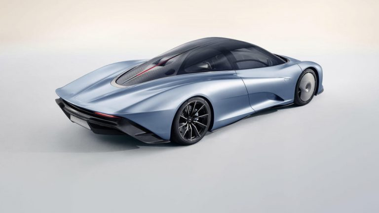 Гиперкар  McLaren Speedtail