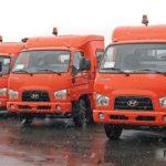 Универсальный Чайка-Сервис шасси Hyundai 78.
