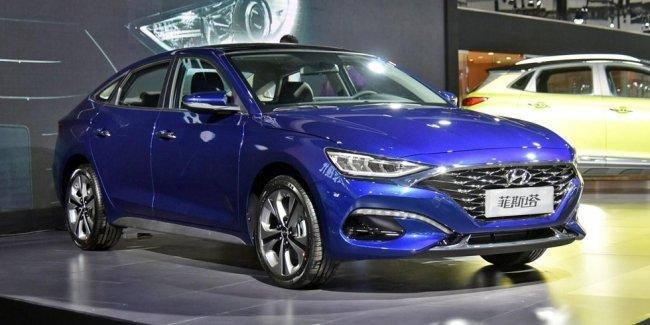 Hyundai: -  Lafesta альтернатива Elantra