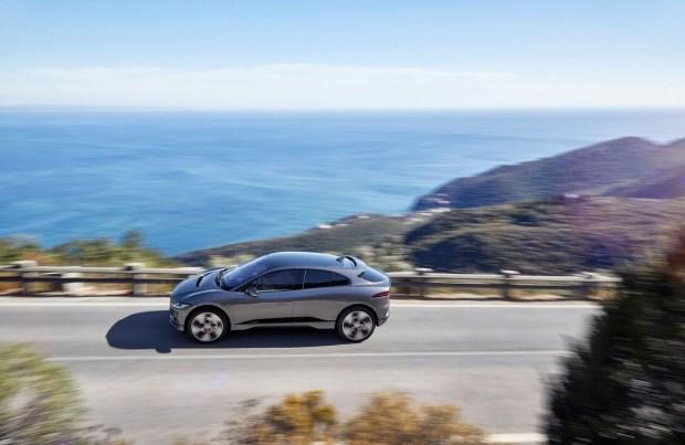 Jaguar  I-Pace в США