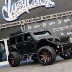 Внедорожник Jeep Wrangler «прокачали»