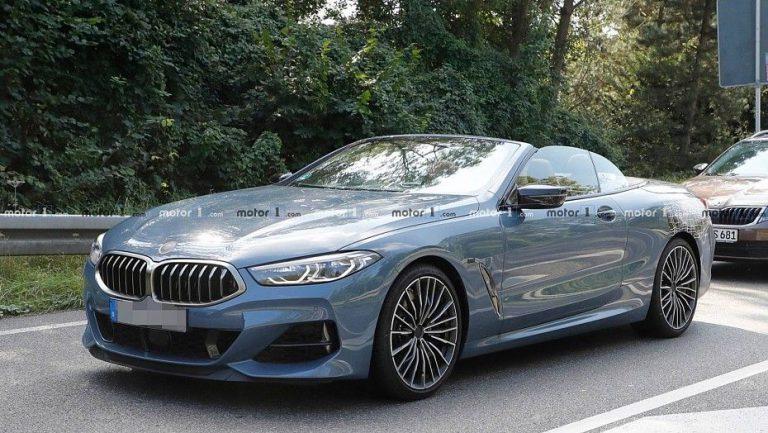 Кабриолет BMW 8 серии
