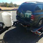 Кемперы: полиция поймала странную сцепку
