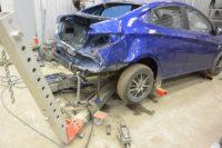 Кузовной ремонт