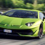 Новая аэродинамическая система Lamborghini