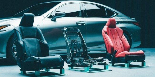 Кресла для  Lexus ES