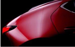 Новый хетчбек Mazda 3 на видео
