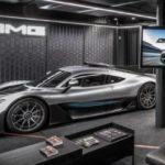 Супергибрид Mercedes-AMG за 2,3 миллиона евро.