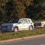 Mercedes-Benz GLB-Class с прицепом