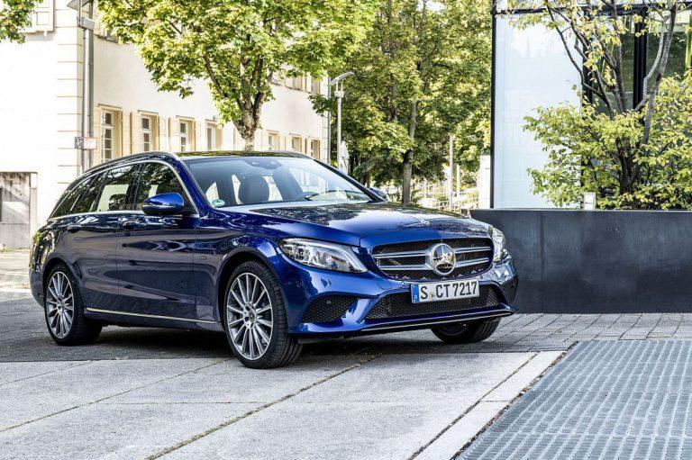 Гибриды С- и Е-класса от Mercedes-Benz