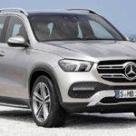 Гибридный внедорожник Mercedes GLE