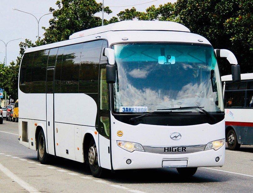 пассажирские перевозки автобусами саранск