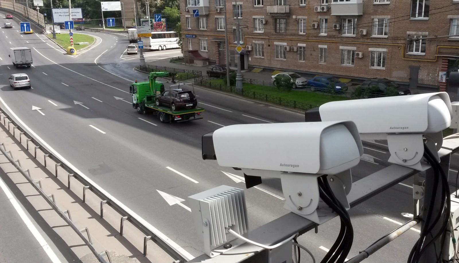 Ошибка камер слежения - первый раз в пользу народа