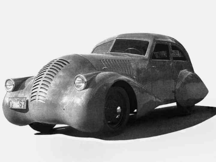 Первый Советский спорткар