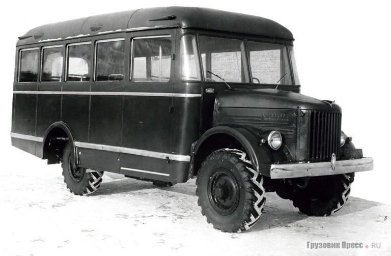 Полноприводный автобус АП-6