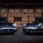 20 отреставрированных Porsche идут с молотка