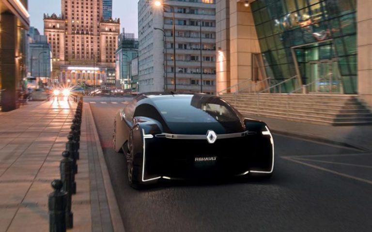 Renault  беспилотник