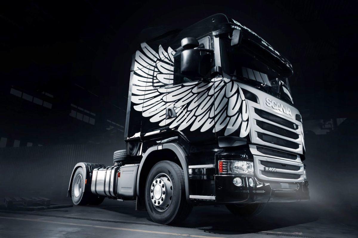 Scania представила  специальную серию