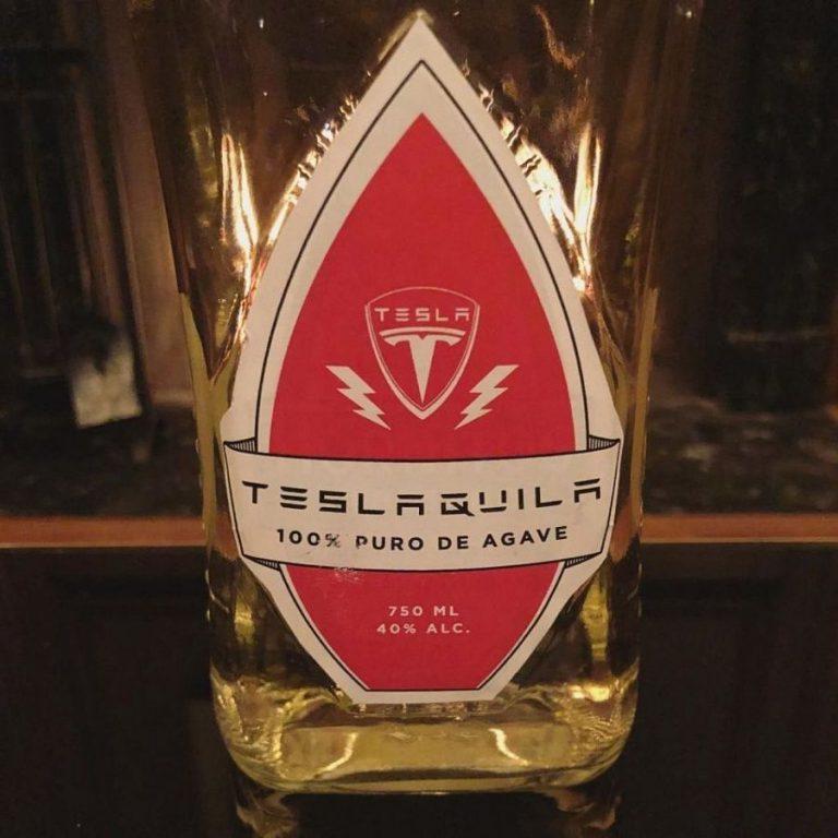 Tesla - производитель текилы