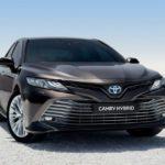 Гибридная Toyota Camry