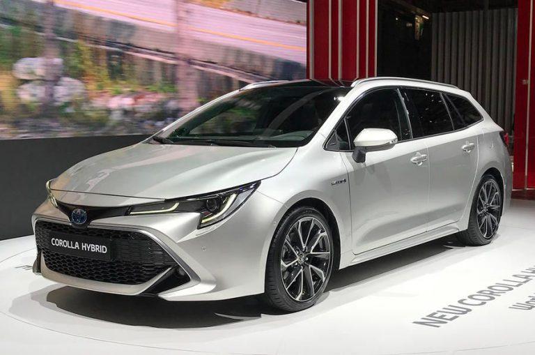 Самая вместительная Toyota Corolla.
