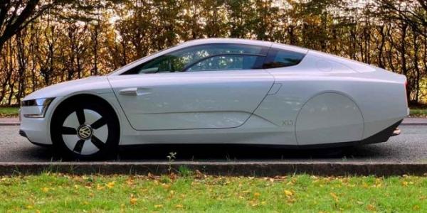 Volkswagen XL1  без пробега на аукционе
