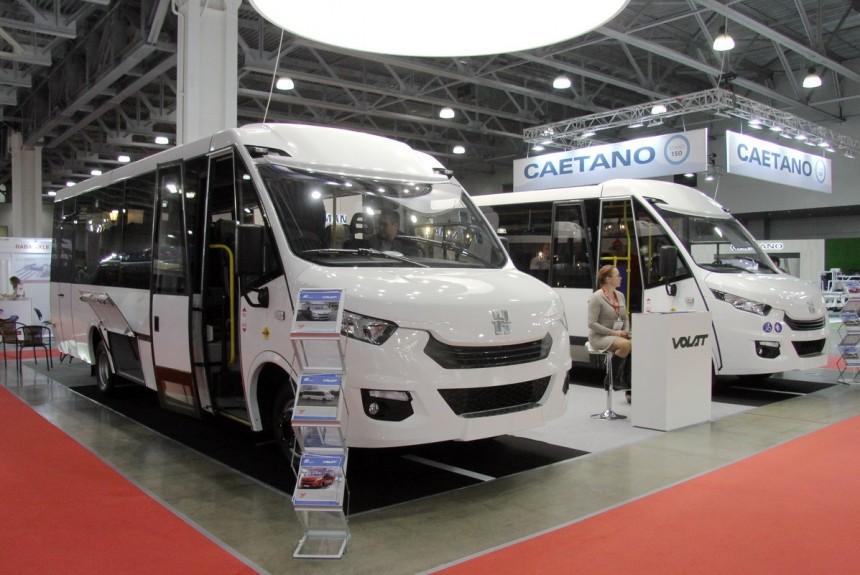 Белорусские автобусы Неман