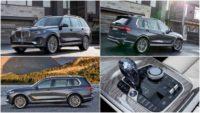 Семиместный кроссовер BMW X7