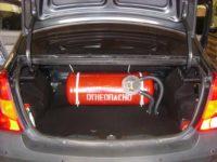 Автомобилям на газе — льготы