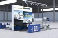 Батареи Varta  для электромобилей