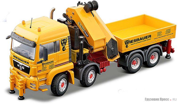 Эксклюзивные модели грузовиков