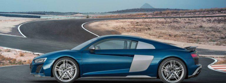 Каждый Audi R8 под контролем