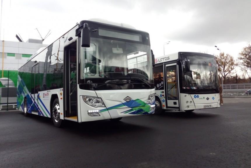 Автобусы и газобусы