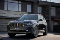 Модель BMW , конкурент Mercedes GLS