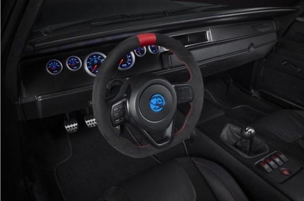 Dodge с 1000-сильным мотором