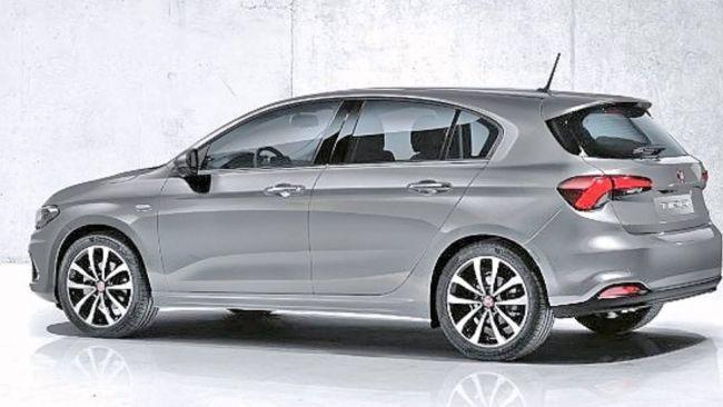 Новые версии Fiat Tipo - Mirror и Street