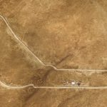 Гоночная трасса для BMW X5 в пустыне