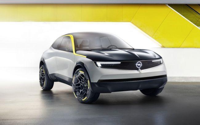 Электрический Opel Corsa и еще семь новых моделей