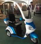Электрический скутер-авто