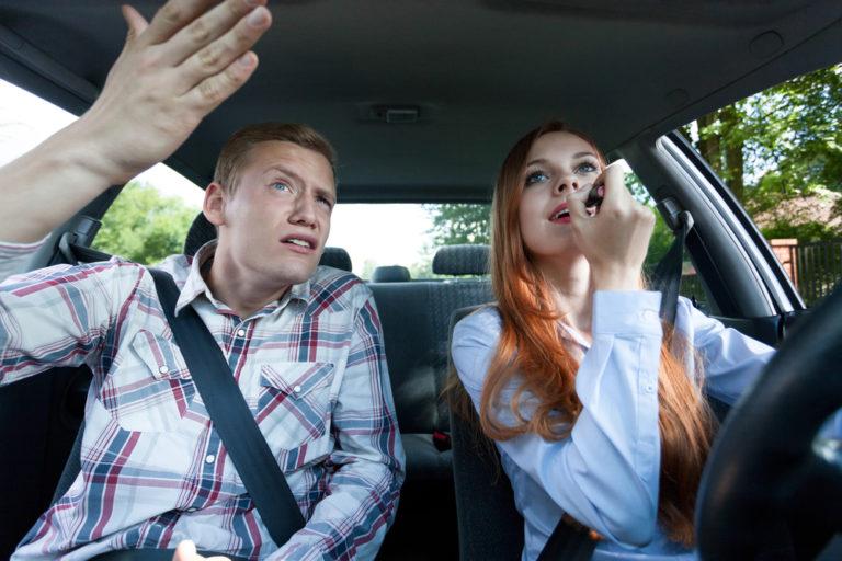 Как ехать мирно с супругом(ой)