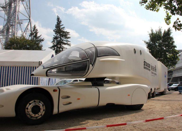 Колани - супертраки. Грузовики Colani SuperTruck