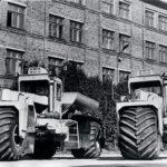 Трехколесный МАЗ. СССР технологически старался быть первым во всем.