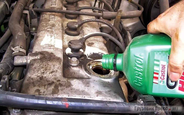 Масло - гарантия успешной работы двигателя