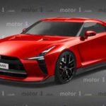 Возможный дизаин нового Nissan GT-R