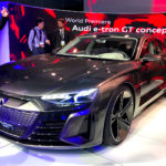 Новый Audi e-tron GT