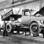 Одесский самосвал ГАЗ-93