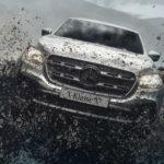 Пикап Mercedes  «для избранных»